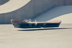 """Lexus Officially Unveils its """"SLIDE"""" Hoverboard"""