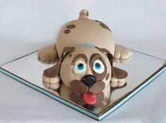 Image result for dog cake