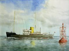 Nautical Art, Ship Art, Holland, Ships, Boat, Painting, Paintings, Art, The Nederlands