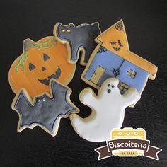 Biscoitos halloween / halloween cookies