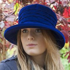 This gorgeous rain hat handmade in waterproof velour will keep you dry the next time it rains. It has adjustable sizing to give you the perfect fit Waterproof Hat, Rain Hat, British Summer, Feather Hat, Summer Rain, Hat Pins, Make You Smile, One Size Fits All, Perfect Fit