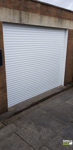 If you're searching for 'garage doors near me', you'll be pleased to know that we install Roller Shutter Garage Doors around the UK. Click the link to find out more.  #whiterollershutterdoor #whiterollergaragedoor #whiterollerdoor #whitegarage #whitegarages #garagedoor #garage #homedesign #garden