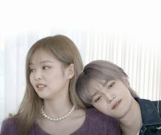 Kpop Couples, Cute Couples, Kpop Aesthetic, Aesthetic Girl, Besties, Bff, Blackpink Poster, Lee Taeyong, Jennie Blackpink