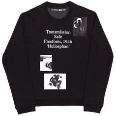 Raf Simons x Storm, XX Sweater (Black)