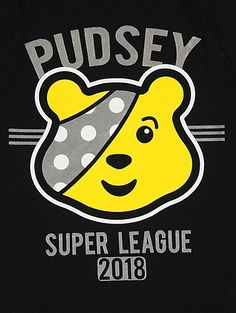 Children in Need Pudsey Super League Pyjamas Kids Pajamas, Pyjamas, All Things Cute, Children In Need, Asda, Hello Kitty