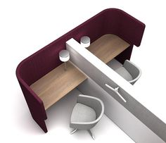 """Hate Your Cubicle? What About A """"Me Place"""" Instead?   Co.Design   business + design"""