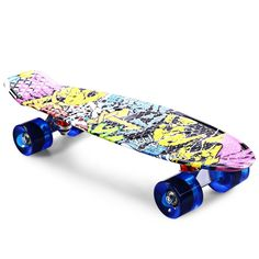 Hot trending item: Colorful Printing... Check it out here! http://jagmohansabharwal.myshopify.com/products/colorful-printing-street-graffiti-style-skateboard?utm_campaign=social_autopilot&utm_source=pin&utm_medium=pin