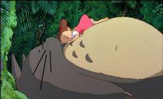 "Frank Tells Liz What Happened In ""My Neighbor Totoro"" | Liz Tells ..."