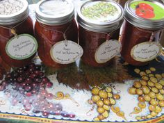 GOURMET SAMPLER, 3 jars of delicious, homemade red pasta sauce cooked in the traditional Italian way (16 oz. jars). $24.00, via Etsy.