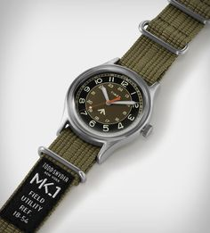 Timex x Todd Snyder Bootcamp Watch Todd Snyder, Time Design, Omega Watch, How To Look Better, Bike, Watches, Steel, Accessories, Diving Watch