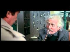 """Pink Panther - Peter Sellers as Clouseau, """"Does your dog bite""""? - YouTube"""