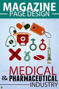Magazine Designing Services for Pharmacies