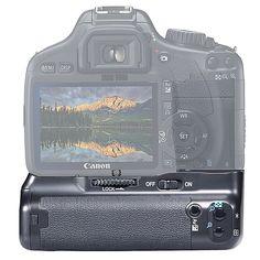 Neewer® Batterie Grip Poignée D'alimentation BG-E8 Remplacement pour Canon EOS 550D 600D 650D 700D Appareil Photo Reflex Numérique: Amazon.fr: High-tech