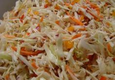 COLE SLAW with #tequ