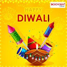 Brighten this season with your smile… spread cheer, spread laughter.Happy Diwali