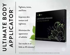 ItWorks! Ultimate Body Applicator x1 (SALE) - $30.00 : Hair Products Online - Buy Hair And Beauty Products Online - Professional Hair Products