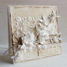 Dorota_mk: Mediowa :) // Love white and beige together ... so elegant and/or shabby sheek!!