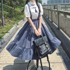 Kawaii Fashion, Lolita Fashion, Cute Fashion, Fashion Clothes, Fashion Outfits, Rock Fashion, Fashion Boots, Fashion Accessories, Pretty Outfits