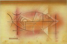 Vasily Kandinsky (Russian, 1866-1944)Circles in a Circle,...