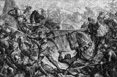 """12 things you (probably) didn't know about the Wars of the Roses: In July 1450, a mysterious man known as Jack Cade led a huge force of common men from Kent into London to protest against the ailing government of the Lancastrian king Henry VI.  When Jack Cade entered the capital he struck the London Stone, which can still be seen on Cannon Street, and, according to Shakespeare, proclaimed: """"Now is Mortimer lord of this city!"""" After this, Cade openly adopted the provocative name John Mortimer."""