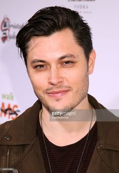 Actor Blair Redford arrives at the Annual Los Angeles Celebrity Walk MS Kick Off Event at SupperClub Los Angeles on March 4, 2015 in Los Angeles, California.