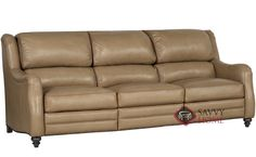 Lawson Power Reclining Leather Sofa with Down-Blend Cushions by Bernhardt in 165-020  sc 1 st  Pinterest : bernhardt foster sectional - Sectionals, Sofas & Couches