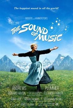 The Sound of Music 1965 Poster Famous Movie Posters, Broadway Posters, Classic Movie Posters, Famous Movies, Good Movies, Original Movie Posters, Sound Of Music Broadway, Sound Of Music Movie, Sound Of Music Quotes