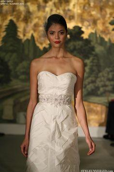 Anne Barge Spring / Summer 2014 Wedding Dresses