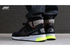 Nike Lunar Pegasus 89 Black/Volt