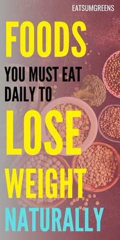 The best foods for weight loss tend to be higher in protein, fiber, and volume. This is why these weight loss foods tend to make you full faster. When you want to lose weight these are the foods that should be part of your daily diet. Lose Weight Fast Diet, Best Weight Loss Foods, Lose Weight Naturally, Easy Weight Loss, How To Lose Weight Fast, Food For Digestion, Keto Diet Benefits, Speed Up Metabolism, Best Keto Diet