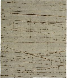 Christopher Fareed Vonsenite Highland Hand Knotted Tibetan Rug from ModernRugs.com