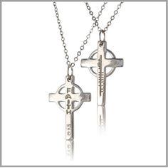 Ogham Faith Cross