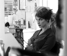 Joan Holloway.  she's so glamorous. sigh.