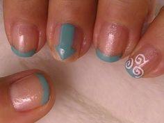 Airbender Nails