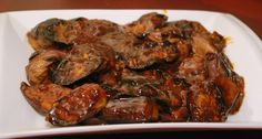 P.F. Chang's China Bistro Stir-fried Spicy Eggplant recipe  