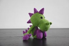 Looking for your next project? You're going to love Amigurumi Dragon by designer Dendennis.