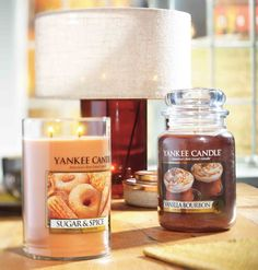 Nothing like a cozy fall morning - Sugar & Spice | Vanilla Bourbon