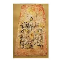 Arab City By Paul Klee: Category: Art Currency: GBP Price: GBP39.00 Retail Price: 39.00 Landscape European Abstract Expressionism Bauhaus…
