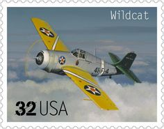 Grumman's F4F was the Navy's first line of defense in early World War II. It out-fought the faster, more agile Japanese Zero at the Coral Sea, Midway, and Guadalcanal. The Wildcat's rugged service continued throughout the war.