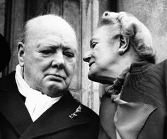 It's 50 years since the man credited with leading Britain to victory over Nazi Germany passed away, but Sir Winston Churchill's legacy remains stronger than ever. Known for his rousing speeches and bu. Winston Churchill, Clement Attlee, Clementine Churchill, Prime Minister Of England, British National, Bulldog Breeds, British Prime Ministers, Life Pictures