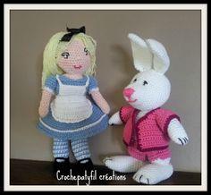 Alice et le lapin 2