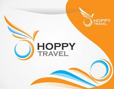 "@Behance projeme göz atın: ""Hoppy Travel Logo, icon Design"" https://www.behance.net/gallery/28510089/Hoppy-Travel-Logo-icon-Design"