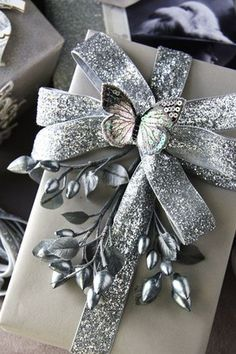 The 50 Most Gorgeous Christmas Gift Wrapping Ideas Ever_14  familyholiday.net