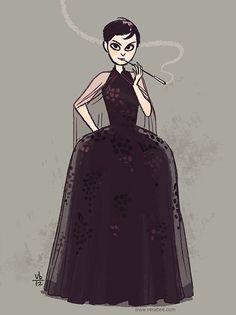 drawthisdress:    Robe de Style by Madame Vionnet c 1939 (via The Met)