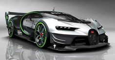 Bugatti Vision GT                                                                                                                                                                                 Más