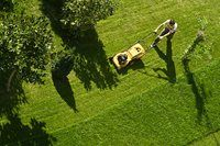 Jim's lawn mowing services in Perth cost is reasonable. We are professional lawn mowers in Perth. Get a FREE Quote for lawn mowing at 131 Visit. Mowing Services, Types Of Lawn, Pergola Pictures, Kitchen Cabinet Colors, Home Landscaping, Tabu, Country Farmhouse Decor, Green Lawn, House Smells