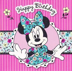 Happy Birthday Mickey And Minnie Mouse . Happy Birthday Mickey Mouse, Minnie Mouse Pink, Disney Birthday, Minnie Mouse Party, Happy Birthday Pictures, Happy Birthday Quotes, Happy Birthday Greetings, Birthday Wishes, Disney Happy Birthday Images