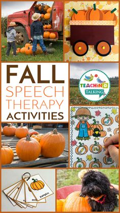 Pragmatic Skills Series: Topic Initiation - Speech Time Fun: Speech and Language Activities Speech Therapy Activities, Language Activities, Articulation Activities, Autumn Activities, Activities For Kids, Family Game Night, Family Games, Play Therapy Techniques, Speech Room