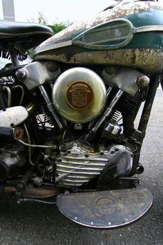 Harley-Davidson EL Knucklehead | Japan