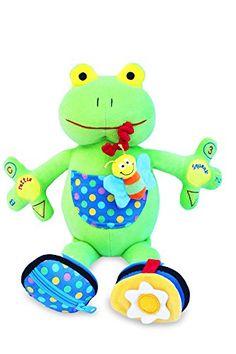My PAL Jumper the Frog Activity Toy - Best Educational To... https://www.amazon.com/dp/B00OMFXIG2/ref=cm_sw_r_pi_dp_x_HbJOxbG1AWZSZ